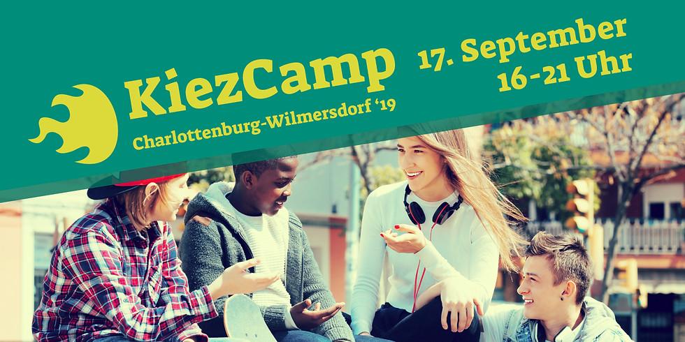 KiezCamp Charlottenburg-Wilmersdorf '19