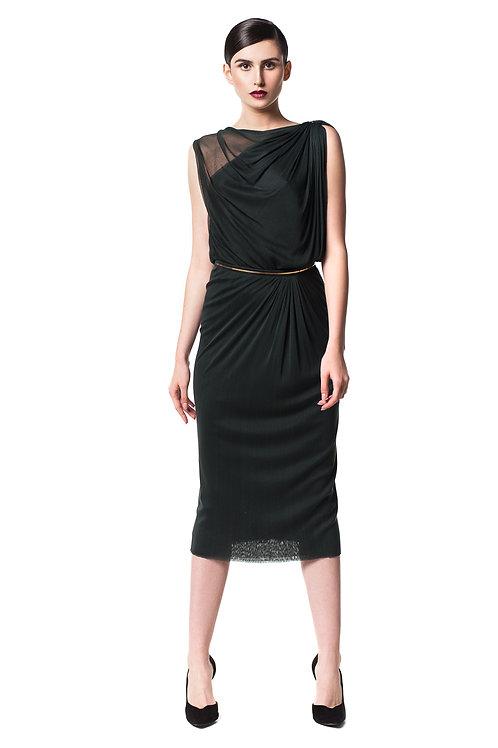 Kaia Skirt - 100% silk