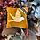 Thumbnail: Textured M.D.Burnette Bird Brooch