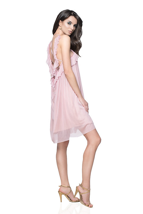 Dawn Dress - 100% natural silk