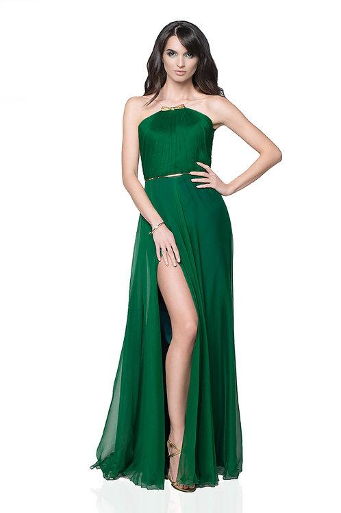 E Dress - 100% natural silk
