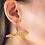 Thumbnail: Set Libelule placat aur 24k