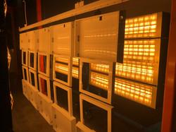 Silk infrared heaters