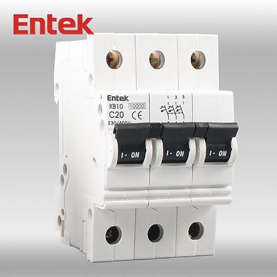 Автоматические выключатели УЗО и контакторы