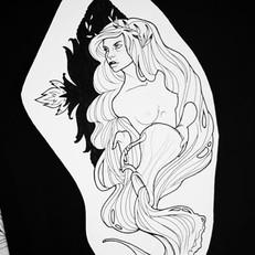 Water Goddess - Audrey May