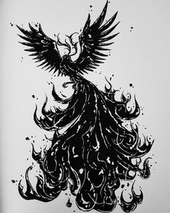 Phoenix Design by Larissa Long