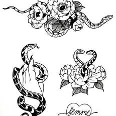 Fabulous Snakes Flash