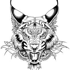 Lynx Guardian - Audrey May
