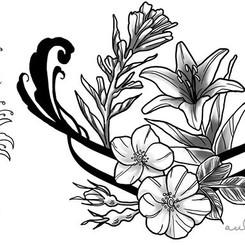 Floral Fantasies - Audrey May