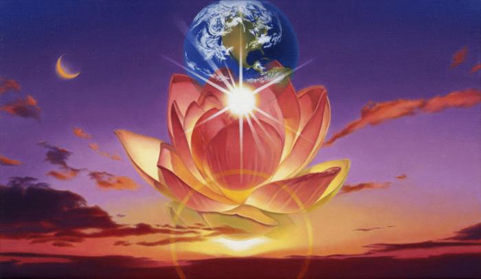 """""""Sacred Planet"""""""