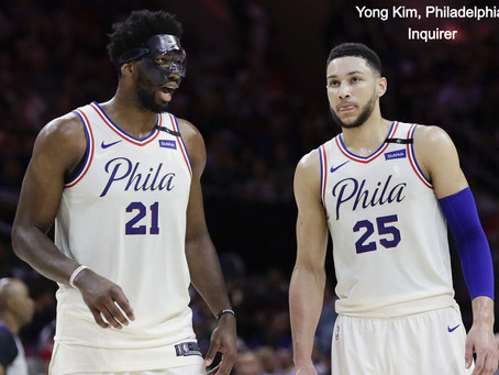 Predicting Disney: Philadelphia 76ers