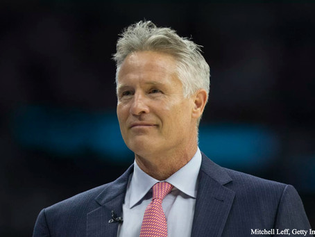 A Tribute to Brett Brown, Who Deserved Much Better From Philadelphia