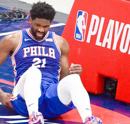 Joel Embiid has a torn meniscus. Now what?