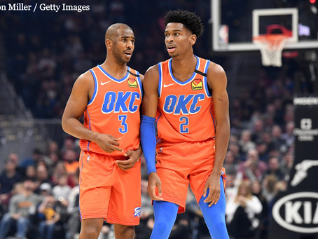 2019-20 Team Obituaries: Oklahoma City Thunder