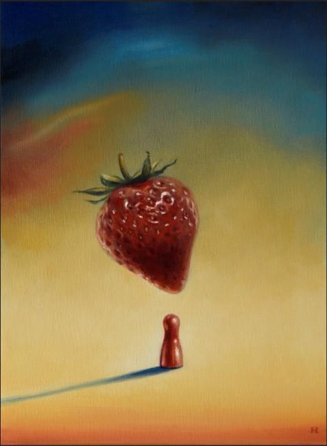 """""""Strawberry Wisdom"""""""