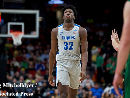 2020 NBA Mock Draft: James Wiseman and Obi Toppin go WHERE!?