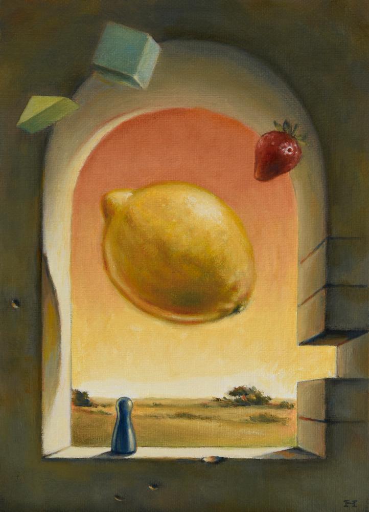 """""""Metafysisk citron niche"""""""