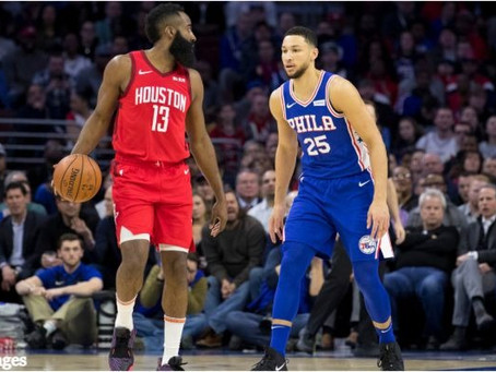 The 76ers need to trade for James Harden