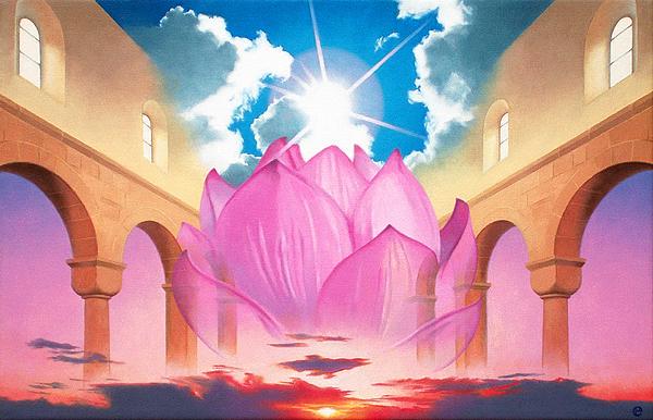 """""""Lotus Tempel"""""""
