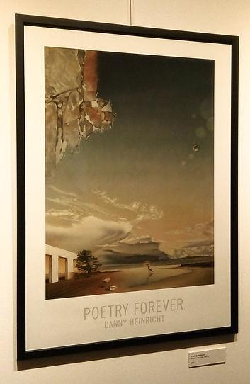 Poetry Forever plakat Danny Heinricht.jp