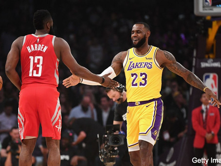 2020 Playoff Preview: Los Angeles Lakers vs. Houston Rockets