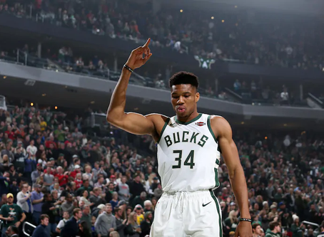 Giannis Antentokoumnpo should be the unanimous 2019-20 MVP