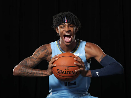 Ja Morant Is This Season's Rookie of the Year, and It's Not Close