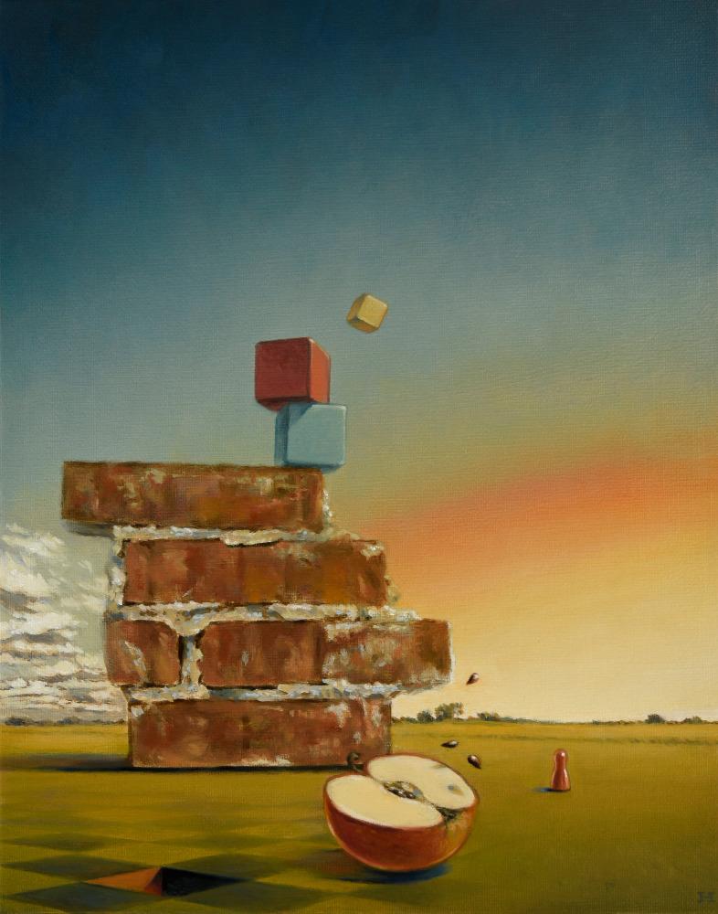"""""""Improvisation over landskab"""""""