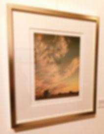 Shadows of Tomorrow kunsttryk Danny Hein