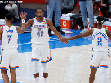 Early Overreactions: Are the Thunder...good?