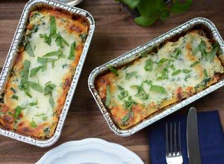 Sausage and Vegetable Lasagna
