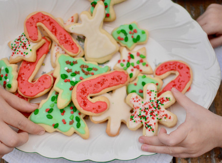 Our Family's Favorite Sugar Cookies