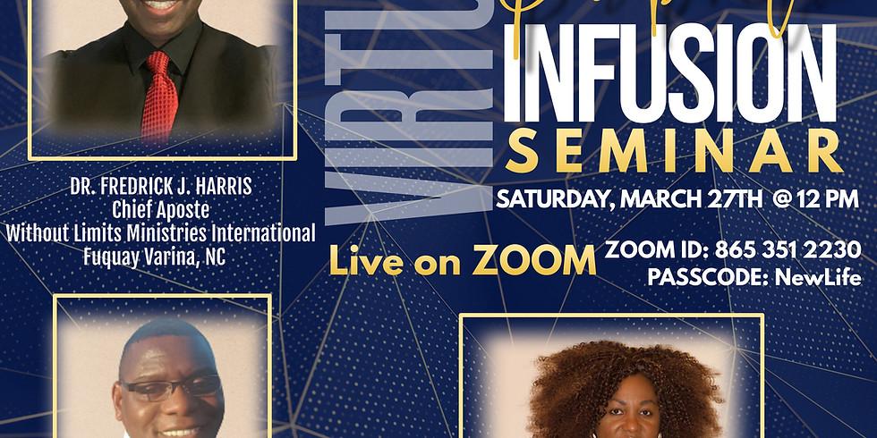 Prophetic Infusion Virtual Seminar