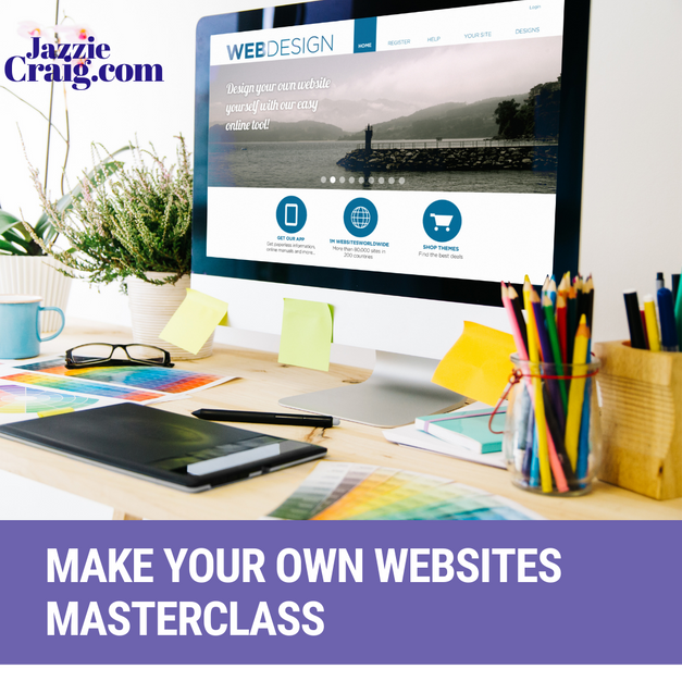 Build A High End Professional Websites in 5 Days