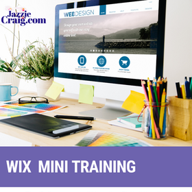 WIX Refresher Course