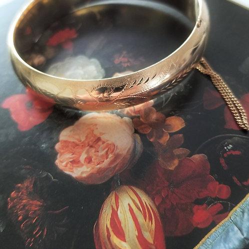 14k Antique Roberts & Dore Bracelet