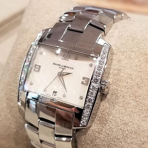 Diamond Baume Mercier Hampton 30mm