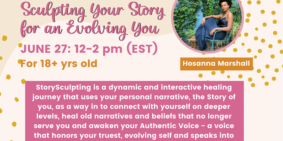 Time is Now: Sculpting Your Story for an Evolving You