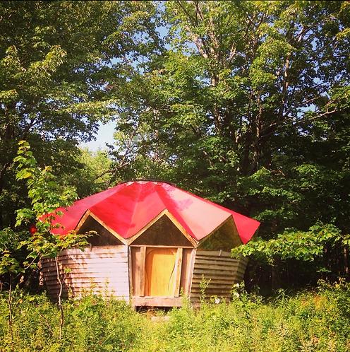 Single Person Yurt
