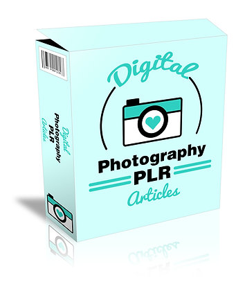 Digital Photography PLR Articles