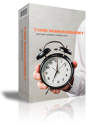 Time Management Instant Mobile Video Site