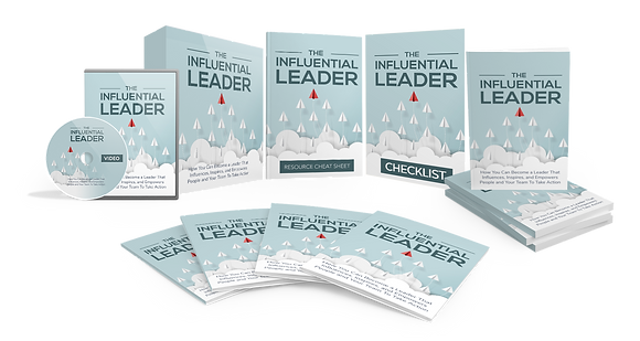 The Influential Leader Upgrade Package