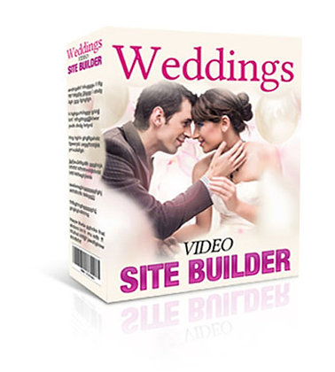 Weddings Video Site Builder