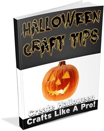 Halloween Craft Tips