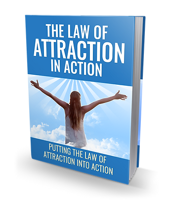 The Law Of Attraction In Action Details