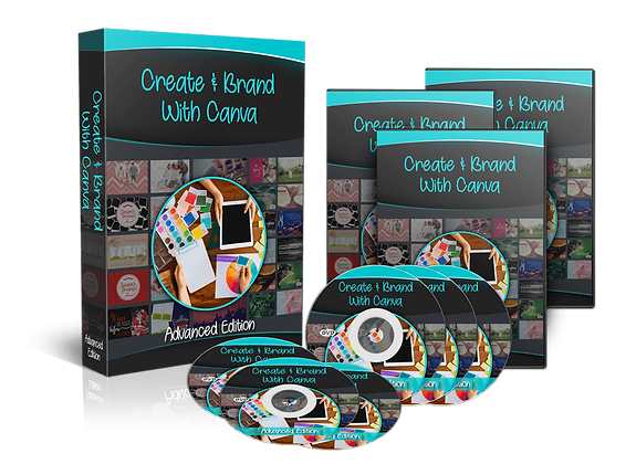 Create & Brand With Canva – Advanced Edition