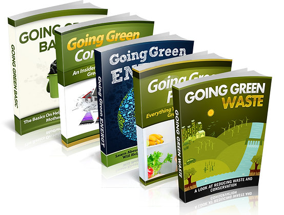 Going Green Big Collection