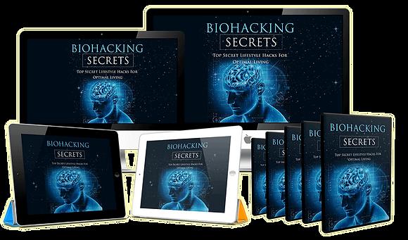 Biohacking Secrets Upgrade Package