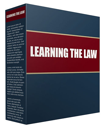 Learning The Law PLR Articles