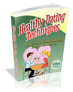Healthy Dating and Relationship Tips